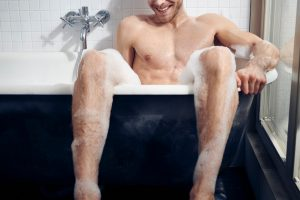 How To Stay Harder Longer bath